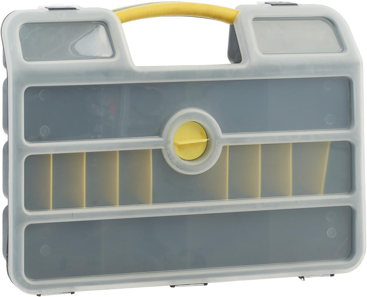 Ящик для крепежа FIT, 46,3 x 34,3 x 9 см лоток для крепежа fit 35 x 21 x 16 см