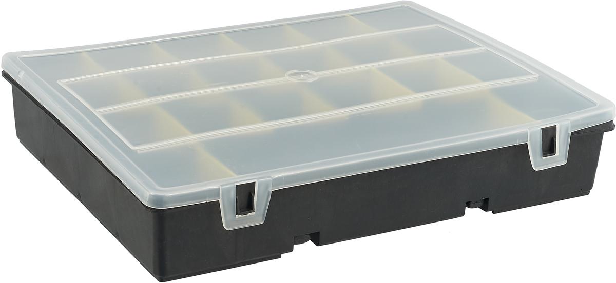 все цены на Ящик для крепежа FIT, 36 х 28 х 7 см онлайн