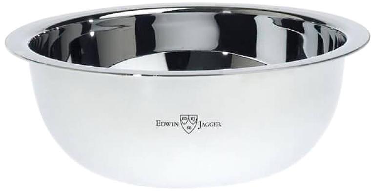 Edwin Jagger Чаша для бритья, цвет: хром. RN6