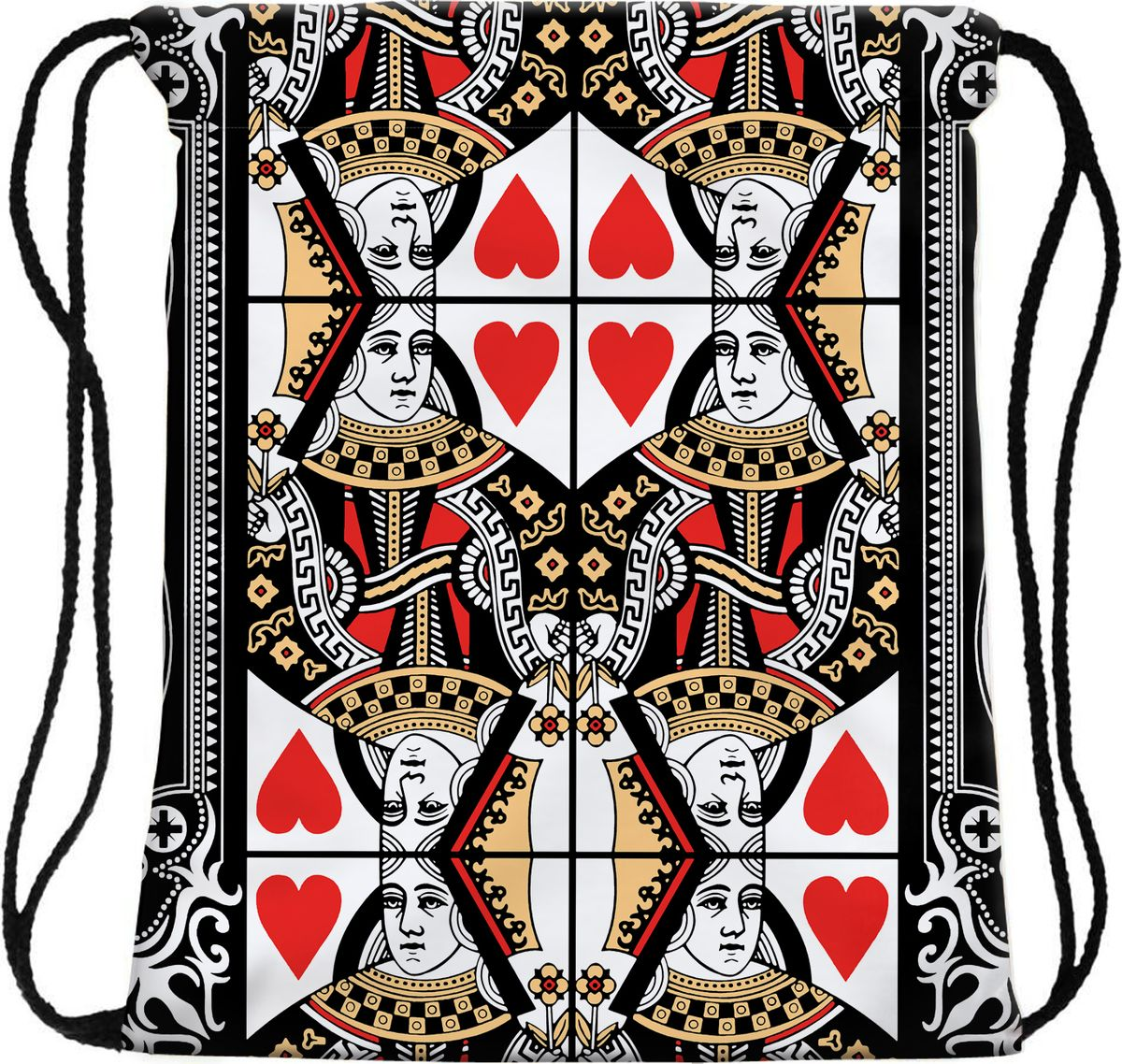 Homsu Сумка для сменной обуви Card game сумка мешок rich homsu сумка мешок rich page 11