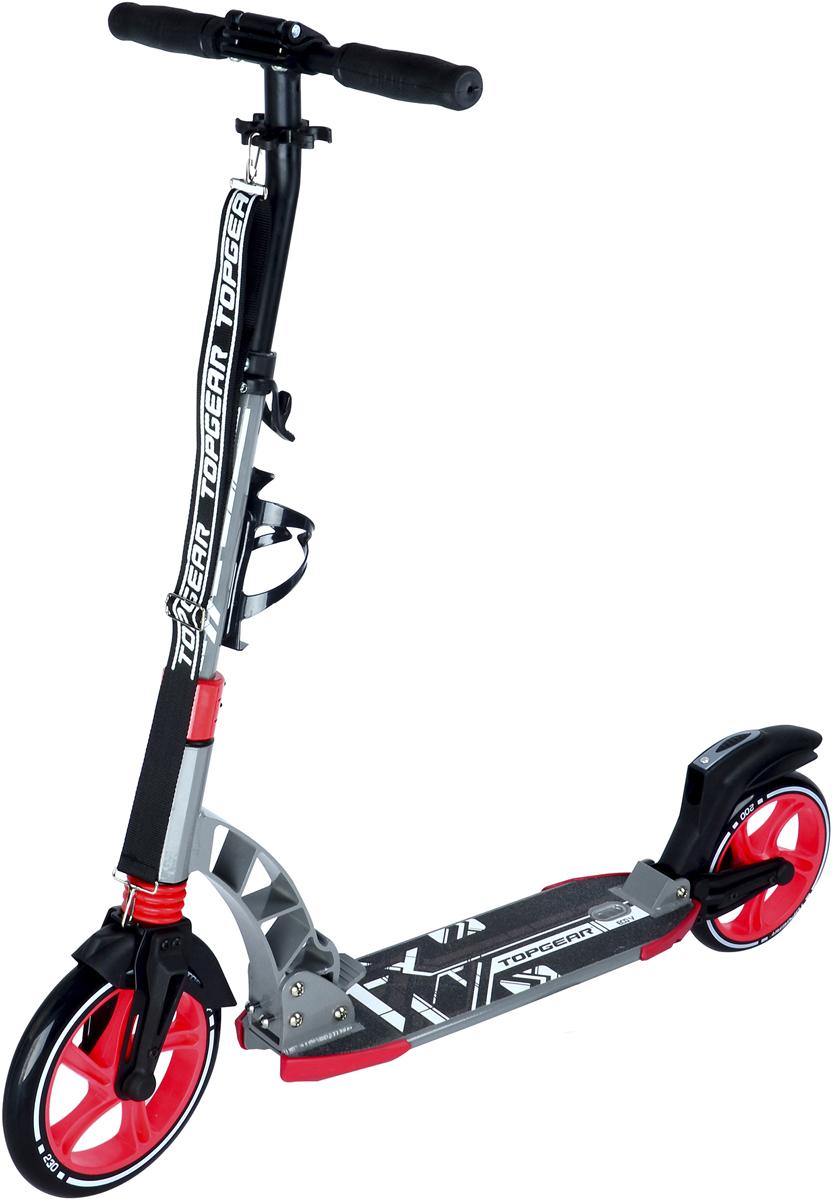 Фото - Самокат 1 Toy TopGear, 2-колесный. Т59499 самокат 1 toy topgear 2 колесный т59499