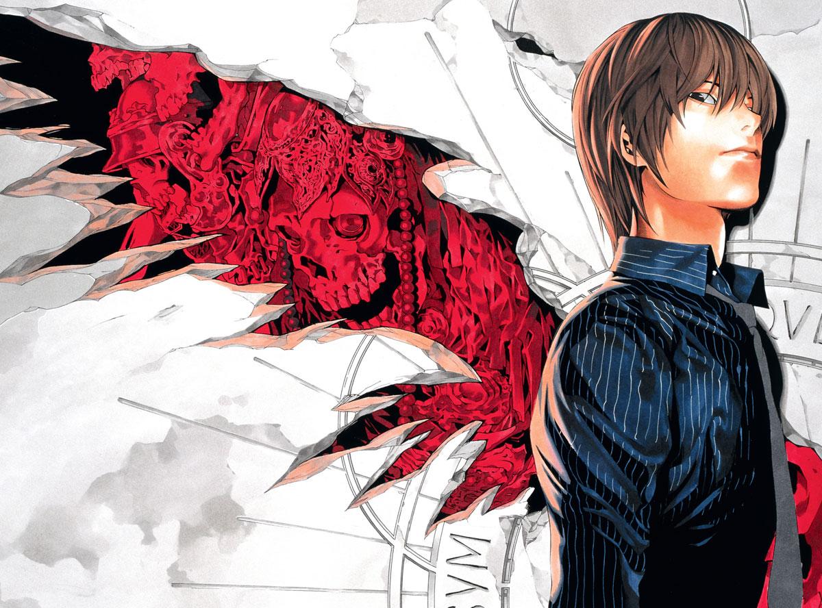 Death Note. Black Edition.Книга 3 У студента колледжа Лайта Ягами есть...