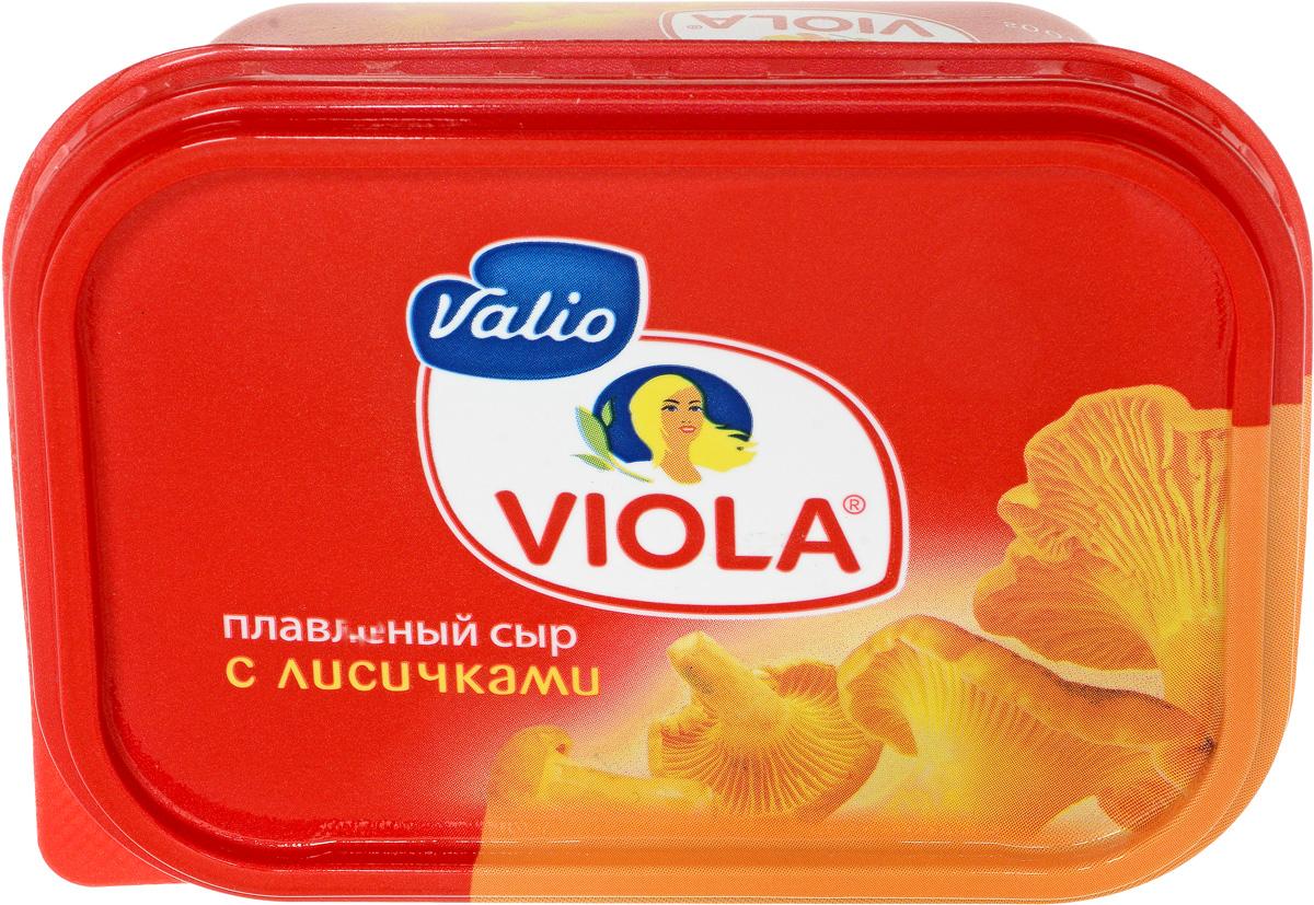 Valio Viola Сыр с лисичками, плавленый, 400 г valio viola сыр с лисичками плавленый 400 г