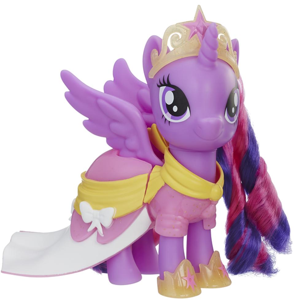 My Little Pony Игровой набор Сияние пони-модницы Princess Twilight Sparkle цена