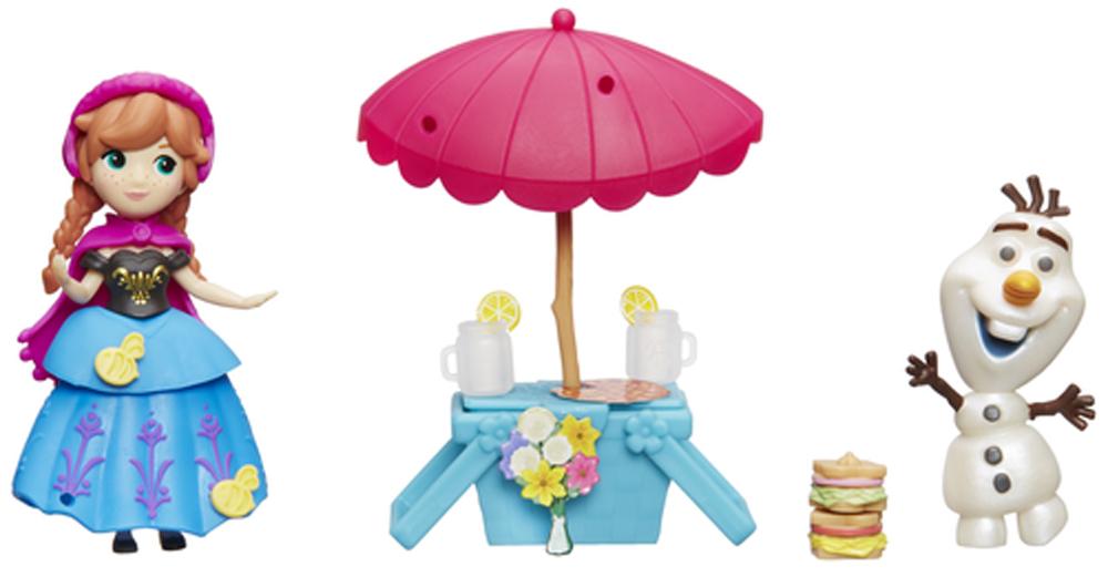 Disney Frozen Игровой набор Летний пикник игровой набор hasbro disney frozen холодное сердце b5191 летний пикник