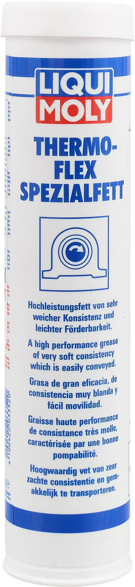 """Смазка Liqui Moly """"Thermoflex Spezialfett"""", для различных приводов, 0,37 кг"""