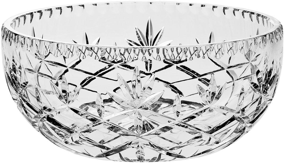 ваза crystal bohemia christie 25 5см хрусталь Салатник Crystal Bohemia Christie, 23 х 8 см
