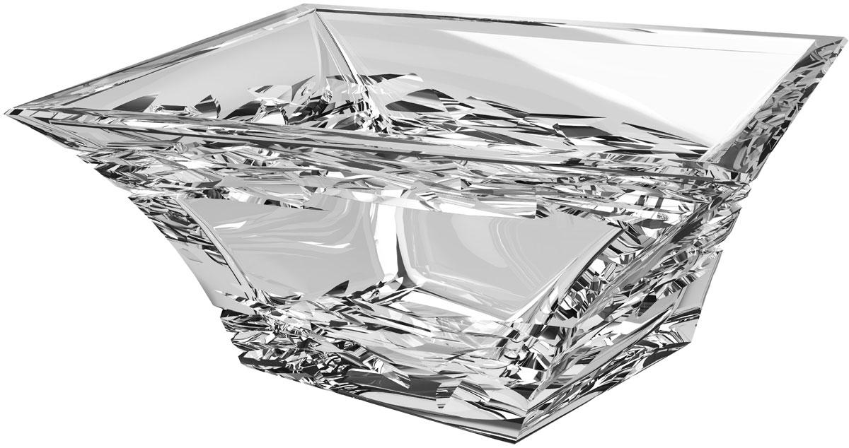 Салатник Crystal Bohemia Samurai, 29 х 9 см салатник crystal bohemia x lady 29 х 29 см