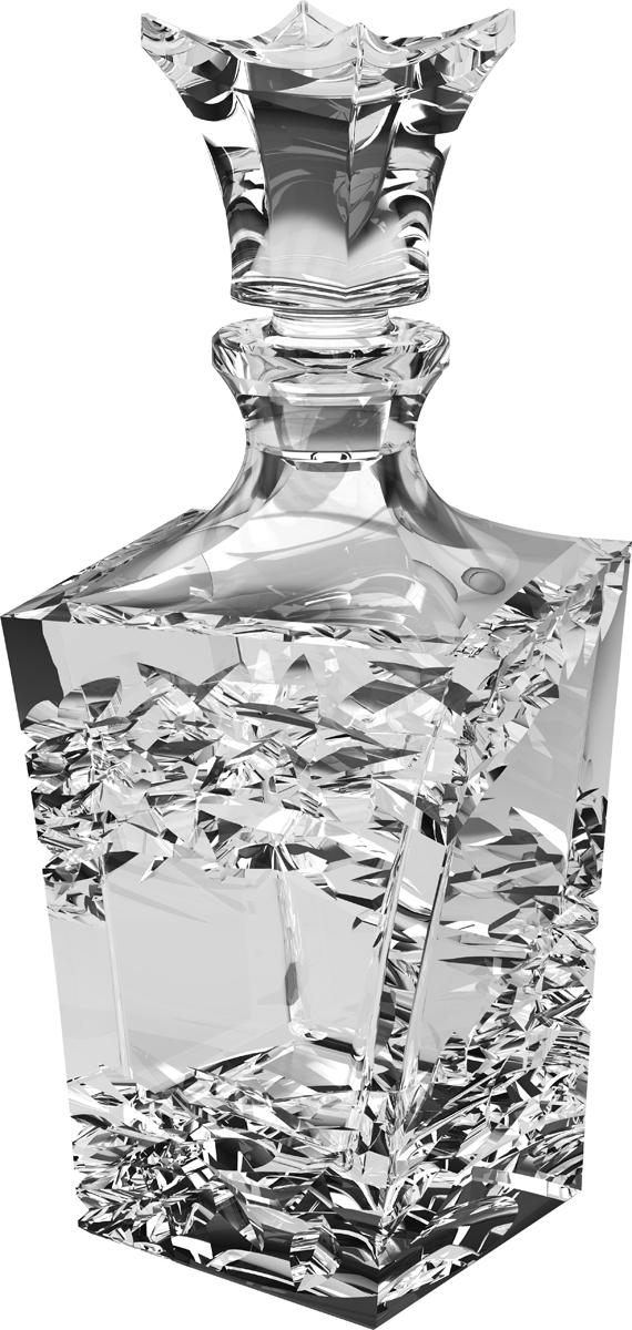 Графин Crystal Bohemia