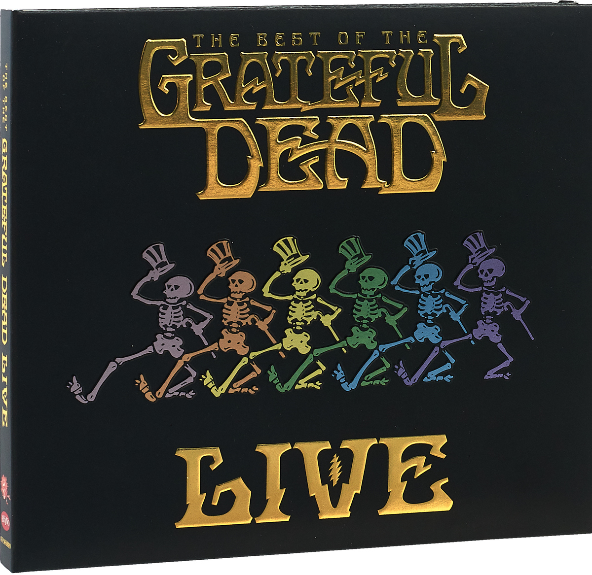 The Grateful Dead The Grateful Dead. The Best Of The Grateful Dead. Live (2 CD) grateful dead grateful dead skeletons from the closet colour