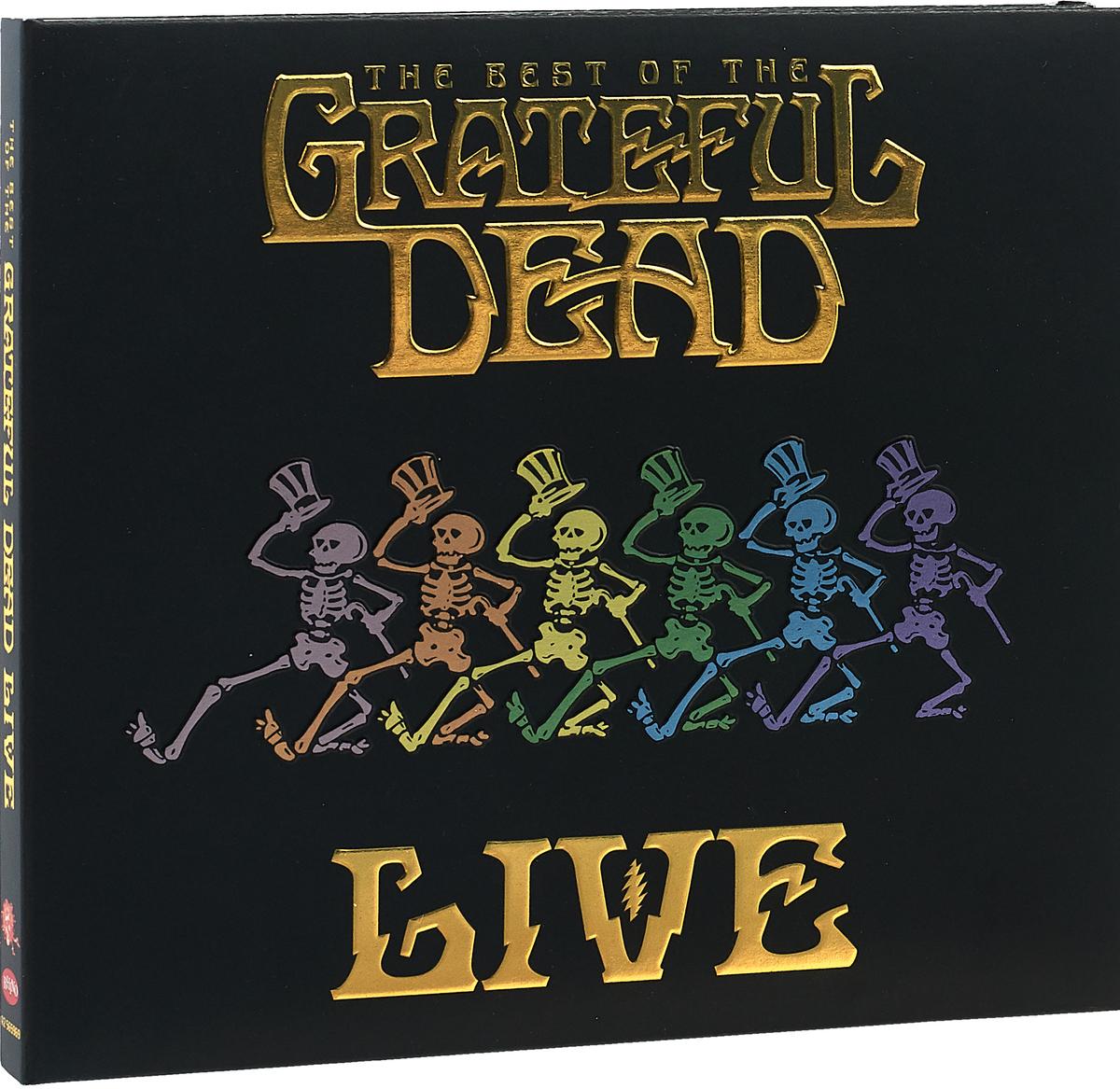 The Grateful Dead The Grateful Dead. The Best Of The Grateful Dead. Live (2 CD) the grateful dead grateful dead blues for allah