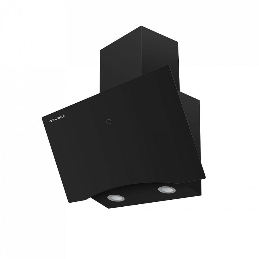Кухонная вытяжка MAUNFELD TEFFI 60 черный Современный функционал Вытяжка оснащена удобным сенсорным управлением...