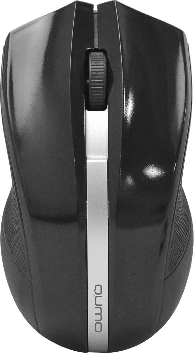 Мышь Qumo Style M15, Black