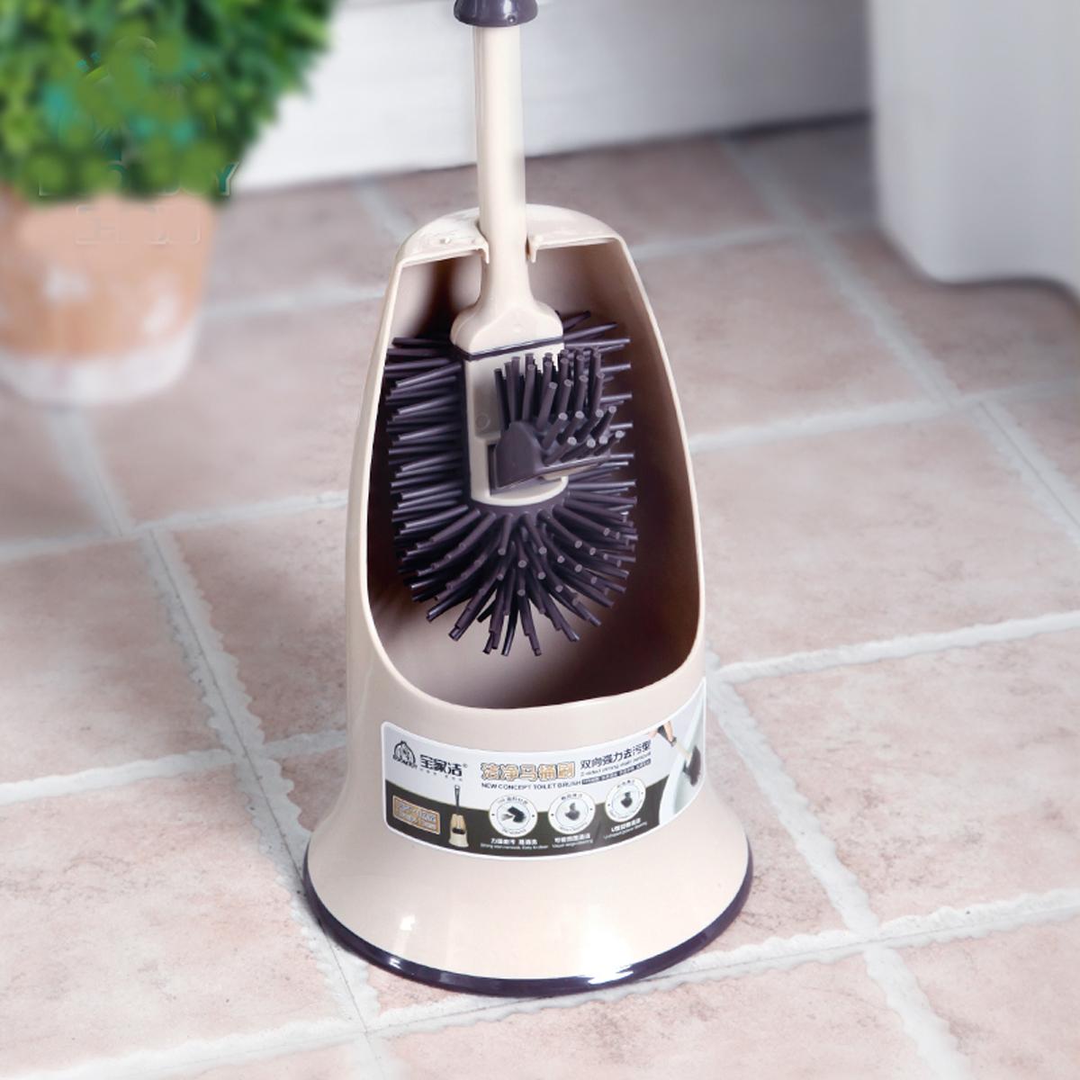 Ершик для туалета Boomjoy Toilet Brush, с подставкой ершик для туалета wess elegance с подставкой цвет белый g79 40