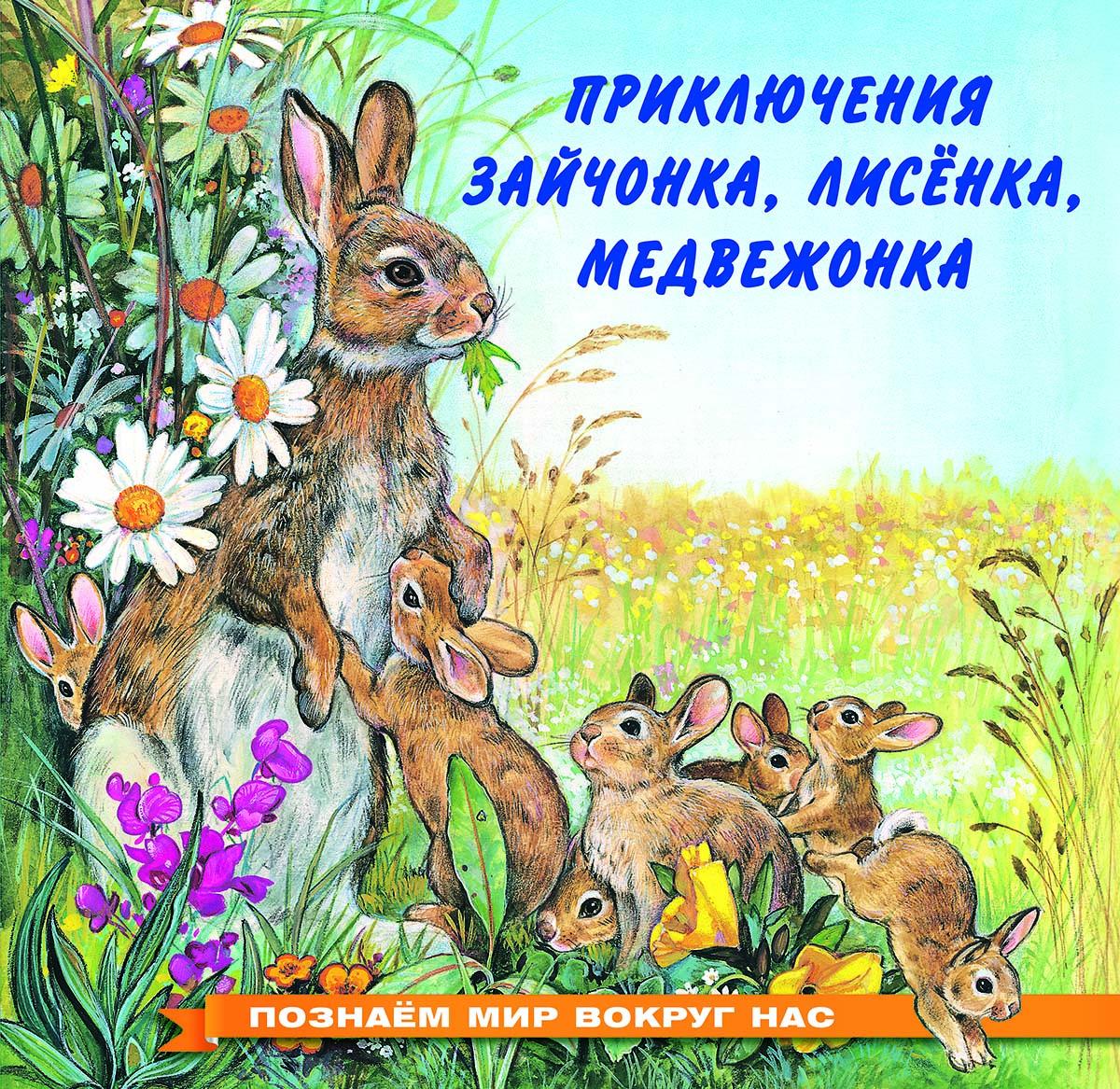 Фото - И. В. Гурина Приключения зайчонка, лисёнка, медвежонка и в гурина приключения зайчонка лисёнка медвежонка