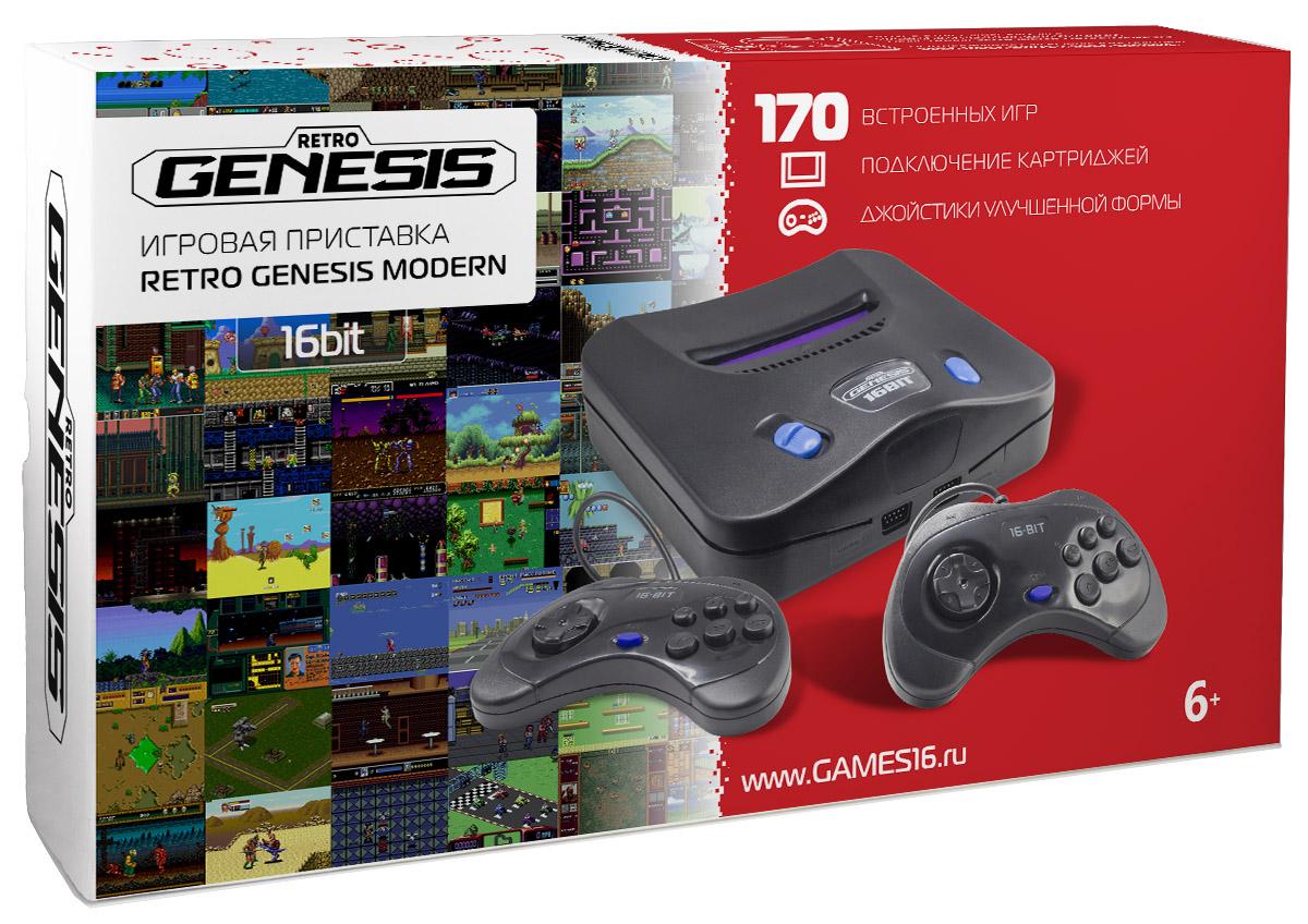 Sega Retro Genesis Modernигровая приставка (170 игр) Sega