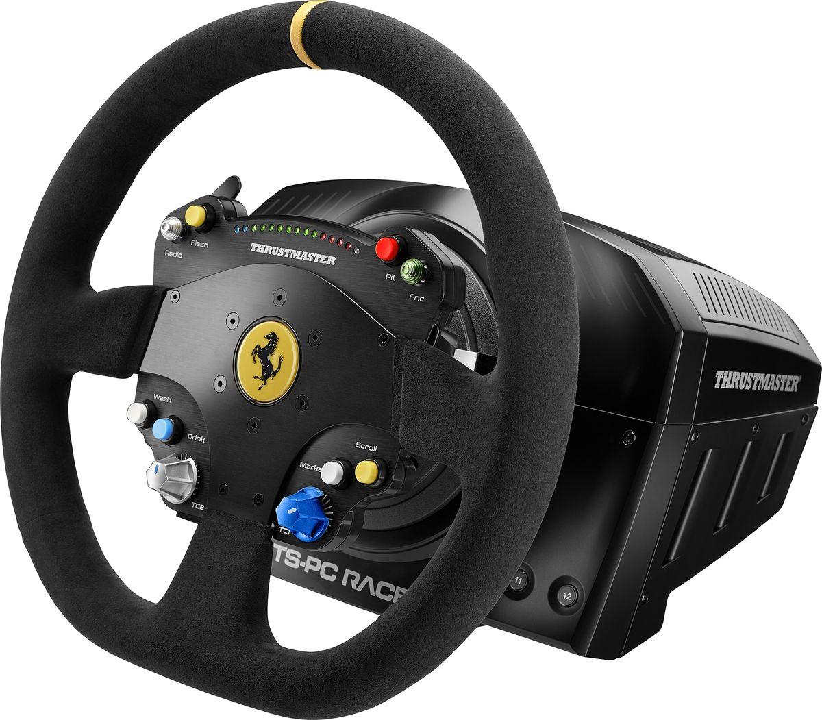 Thrustmaster TS-PC Racer Ferrari 488 Challenge руль для PC цена