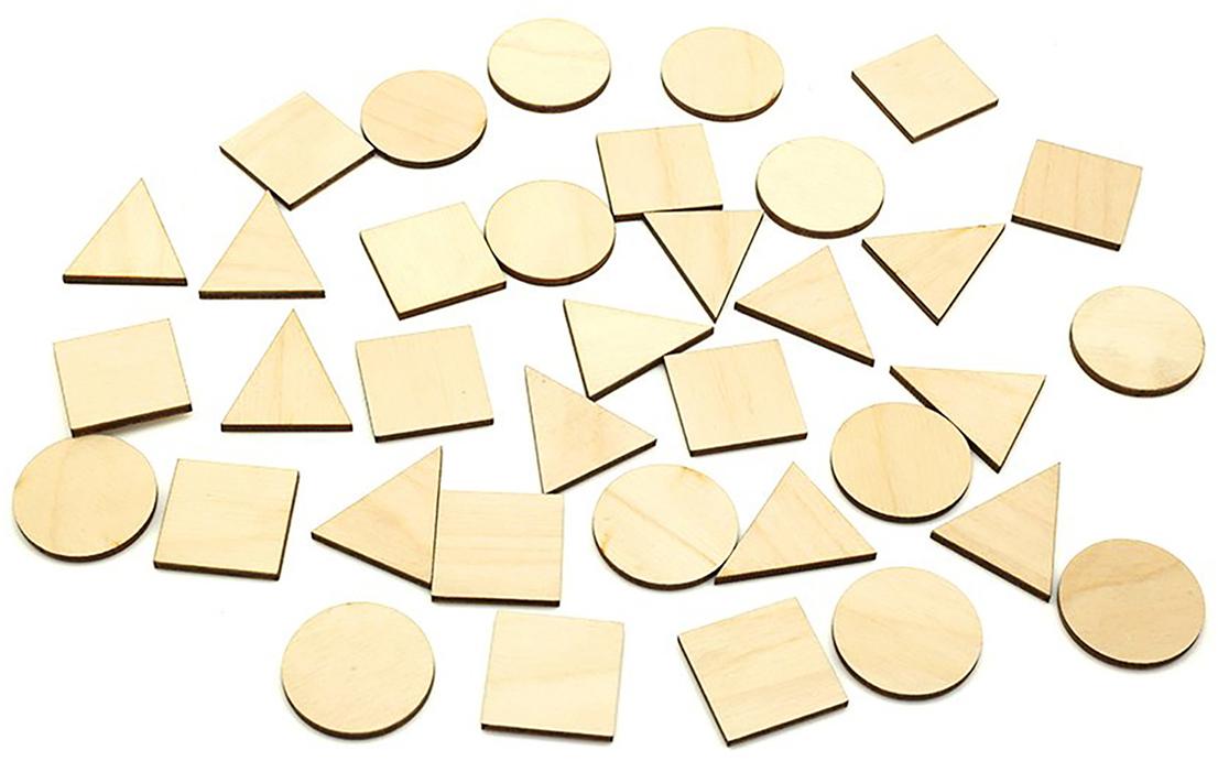 Smile Decor Обучающая игра Счетный материал Фигуры головоломка smile decor рамки вкладыши геометрические фигуры микс 1355515