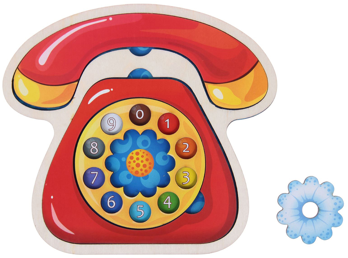 Smile Decor Обучающая игра Рамка-вкладыш Телефон цена 2017