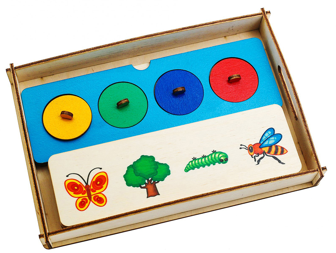 Smile Decor Обучающая игра Развивающая игра Четвертый лишний развивающая игра на магнитах времена года