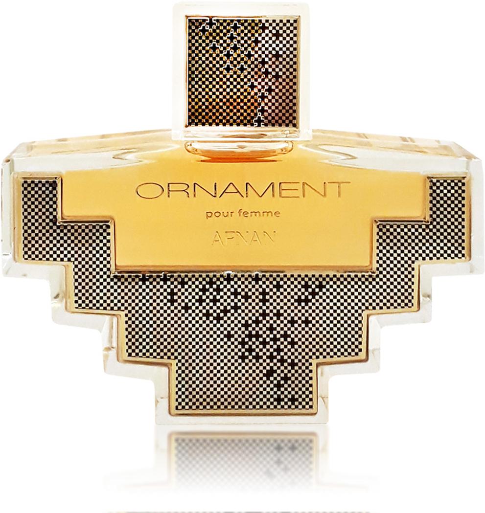 Afnan Ornament Pour Femme 100 мл afnan парфюмерный набор supremacy gift set supremacy pour femme 100 мл supremacy pour homme 100 мл