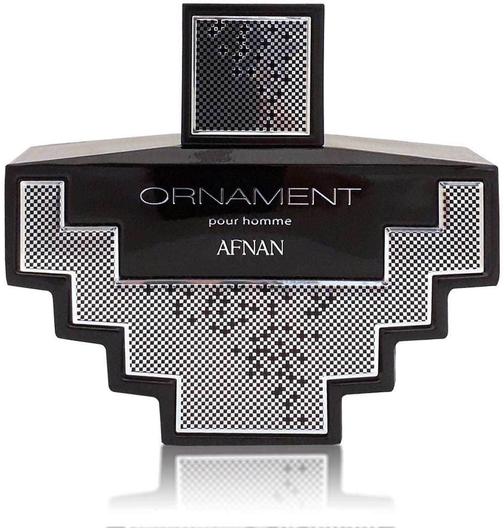 Afnan Ornament Pour Homme 100 мл afnan парфюмерный набор supremacy gift set supremacy pour femme 100 мл supremacy pour homme 100 мл