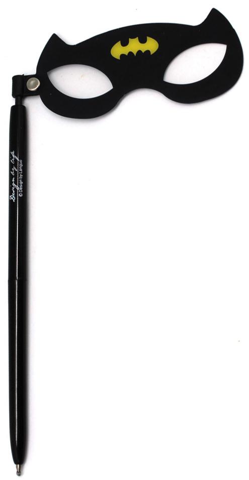 Фото - Еж-стайл Ручка гелевая I like the hero Batman цвет чернил черный ручка гелевая action стираемые черные чернила блистер с европодвесом