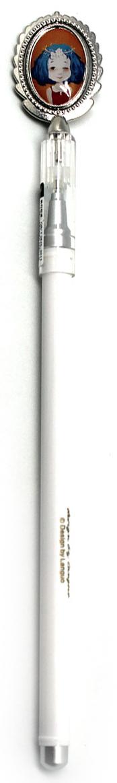 Фото - Еж-стайл Ручка гелевая Hyson Fairy yellow цвет чернил черный ручка гелевая action стираемые черные чернила блистер с европодвесом