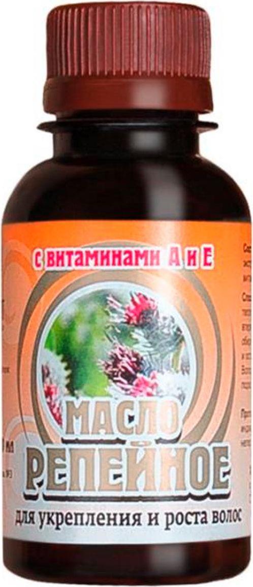 Биолит Репейное масло с витаминами А и Е, 100 мл Биолит