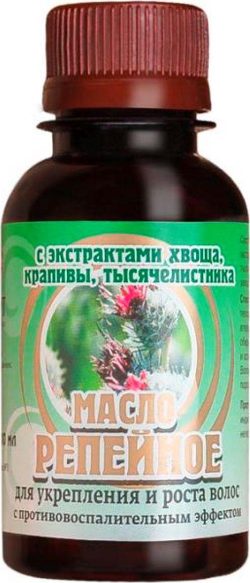 Биолит Репейное масло с экстрактами хвоща, крапивы и тысячелистника, 100 мл Биолит