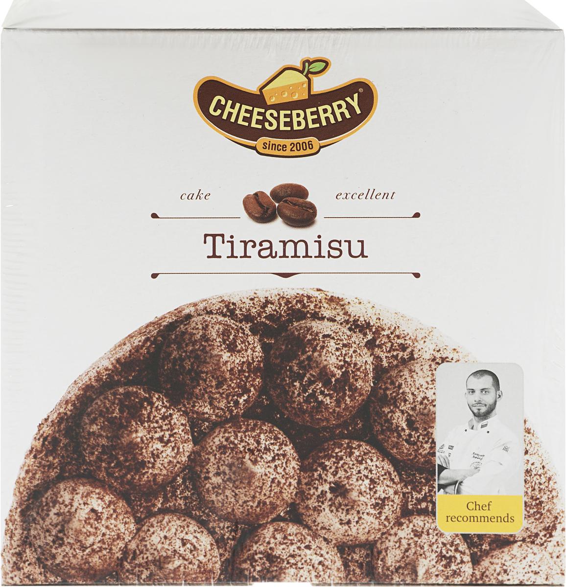 Cheeseberry Торт Тирамису, 350 г пудовъ торт брауни 350 г