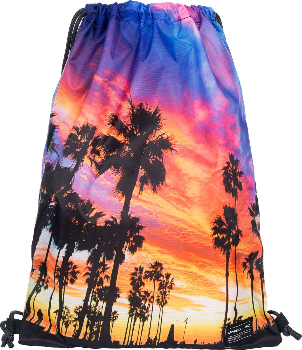 Рюкзак O'Neill Bm Photoprint Gymsack рюкзак мешок nike fb gymsack 3 0 ba5094 435