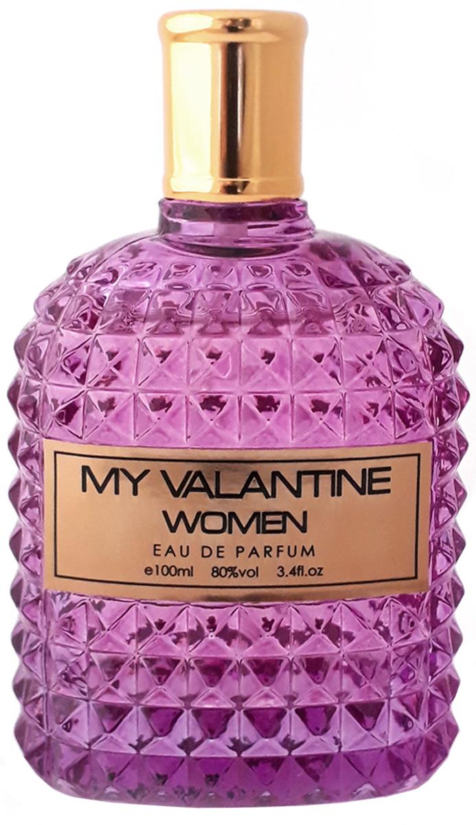 Khalis Reev My Valantine Women Pour Femme Парфюмерная вода женская, 100 мл khalis reev black shadow pour homme парфюмерная вода мужская 100 мл