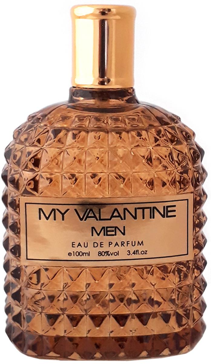 Khalis Reev My Valantine Men Pour Homme Парфюмерная вода мужская, 100 мл khalis reev black shadow pour homme парфюмерная вода мужская 100 мл