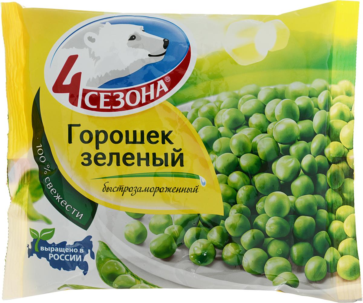 Фото - 4 Сезона Горошек зеленый, 400 г 4 сезона грибы с картошкой 400 г