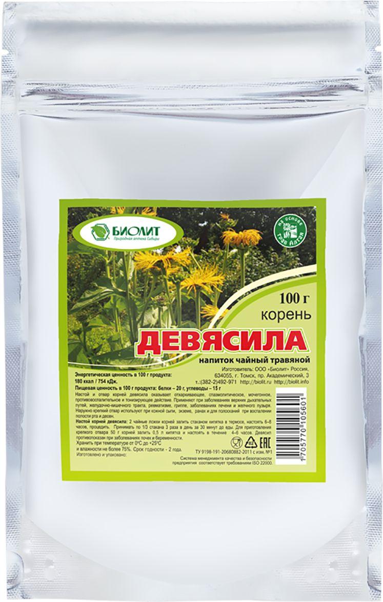 Биолит Корень девясила трава, 100 г биолит сбор сердечно сосудистый 3 100 г