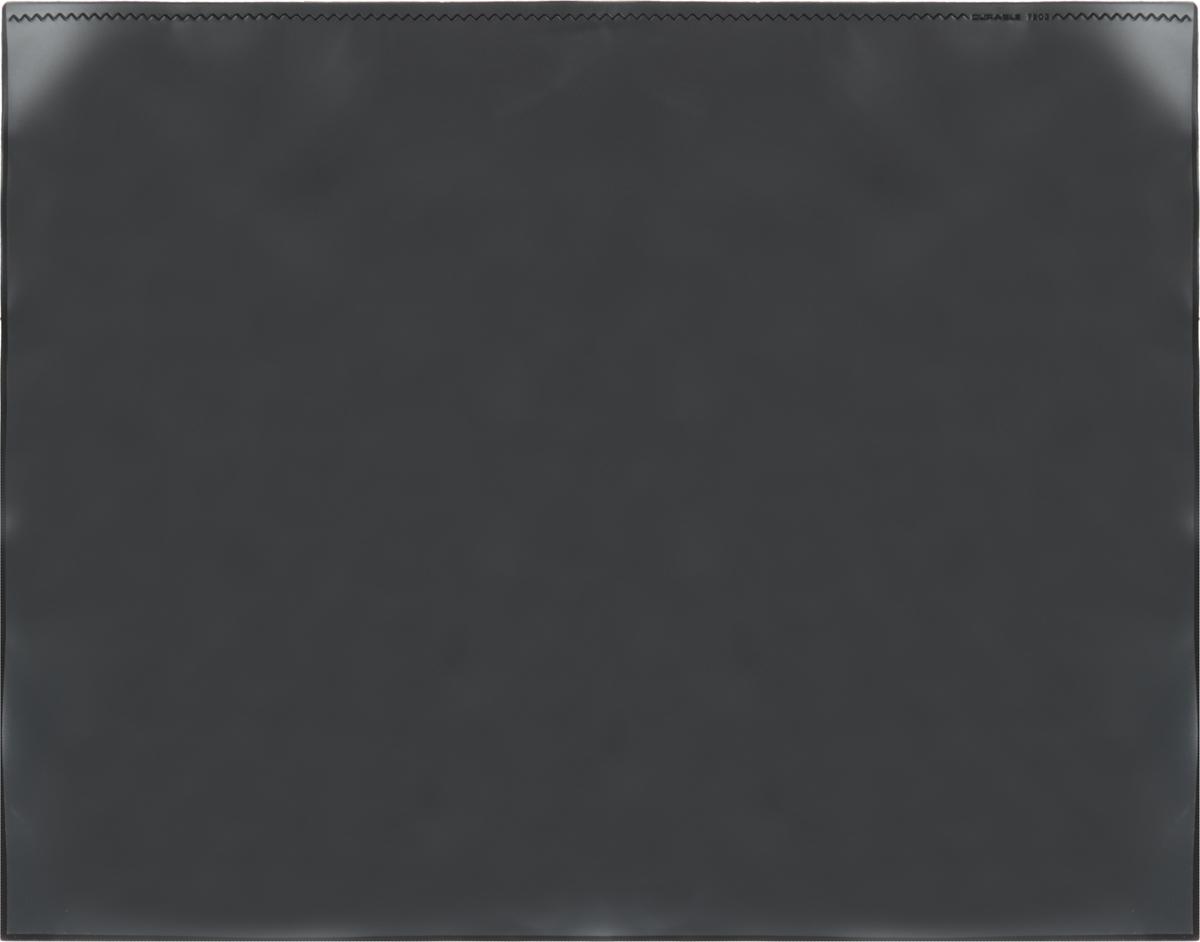 Durable Настольное покрытие цвет черный 52 х 65 см. 231341