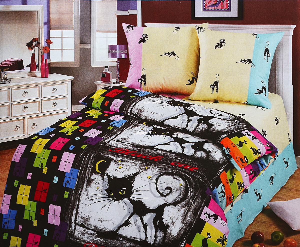 Комплект белья детский АртПостель Джокер, 1,5-спальный, наволочки 70x70. 112 комплект белья детский артпостель детский парк 1 5 спальный наволочки 70x70 100
