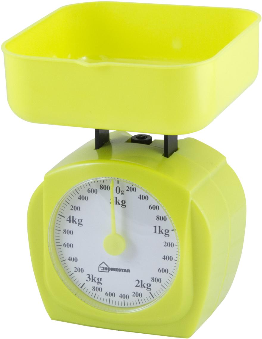 Кухонные весы HomeStar HS-3005М, Yellow