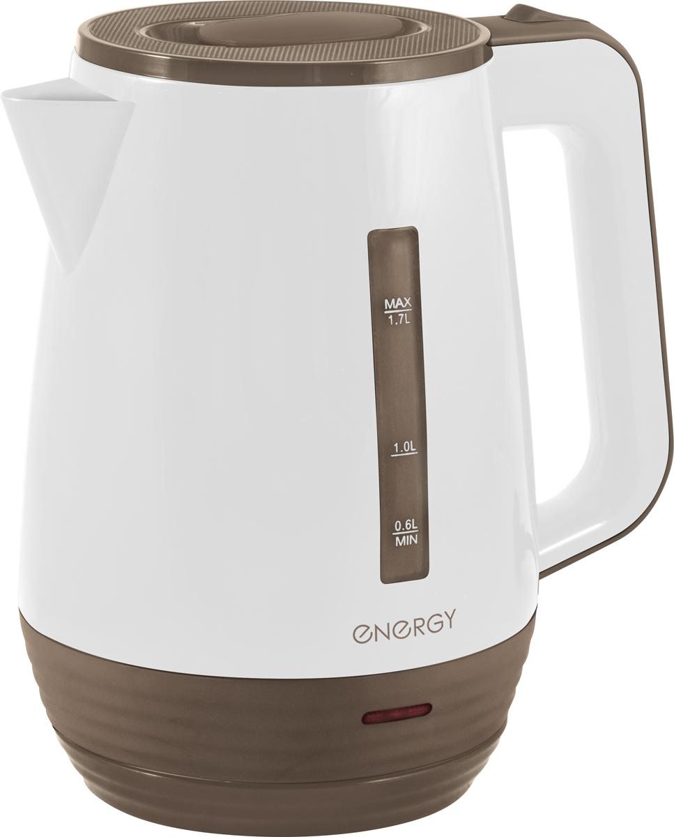 Электрический чайник Energy E-235, White цены онлайн