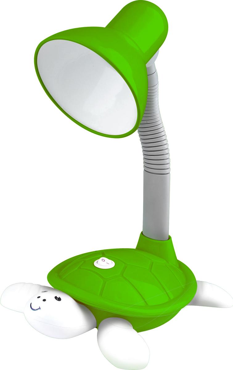 Energy EN-DL01-1 лампа настольная366001Настольная электрическая лампа Energy EN-DL03 предназначена для лампочек со стандартным цоколем Е27 (в комплект не входит). Она идеально подходит для чтения и выполнения домашних заданий детьми, равно как и для работы с бумагами или за компьютером. Подвижная ножка позволяет гибко регулировать высоту и направление излучаемого света. Диаметр абажура составляет 125 мм. Высота лампы: 37,2 см.