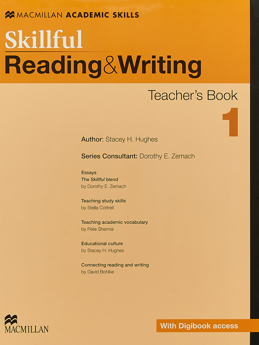 Skillful Reading and Writing Teacher's Book + Digibook: Pre-intermediate Level solutions pre intermediate student s book