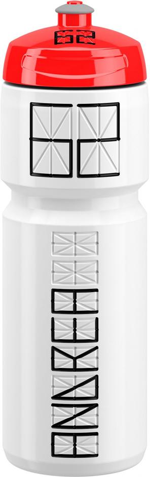 Фляга Elite Nomo, цвет: белый, 750 мл фляга сплав hr c 750 мл