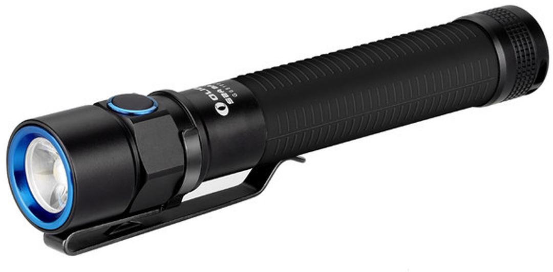 Фонарь светодиодный Olight S2A Baton, цвет: черный