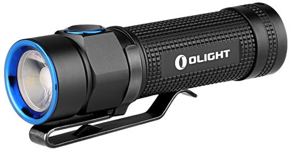 Фонарь светодиодный Olight S1A Baton, CW холодный lumintop prince copper cree xm l2 u2 1000lm 18650 waterproof edc led flashlight