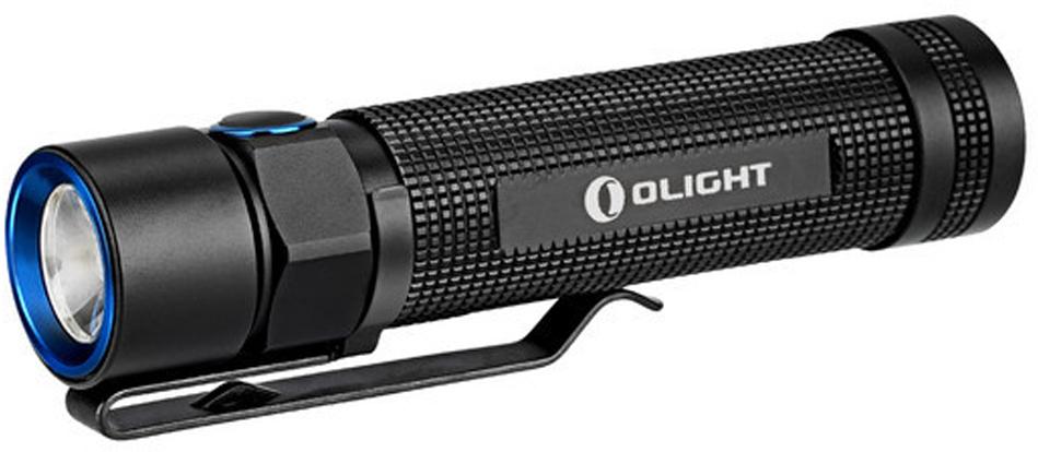 Фонарь светодиодный Olight S2R Baton аккумулятор для фонаря olight orb 186c32 18650 li ion 3 7 в 3200 mah
