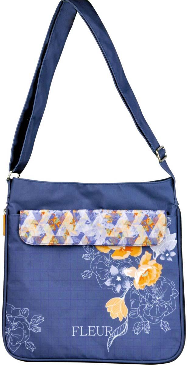 Сумка школьная La'Fleur школьные рюкзаки grizzly сумка школьная md 538 3