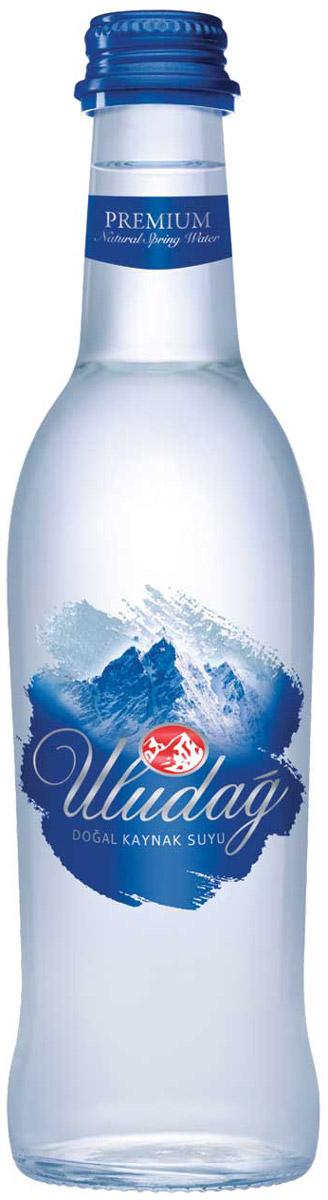 Uludag Премиум Минеральная вода негазированная, 0,33 л