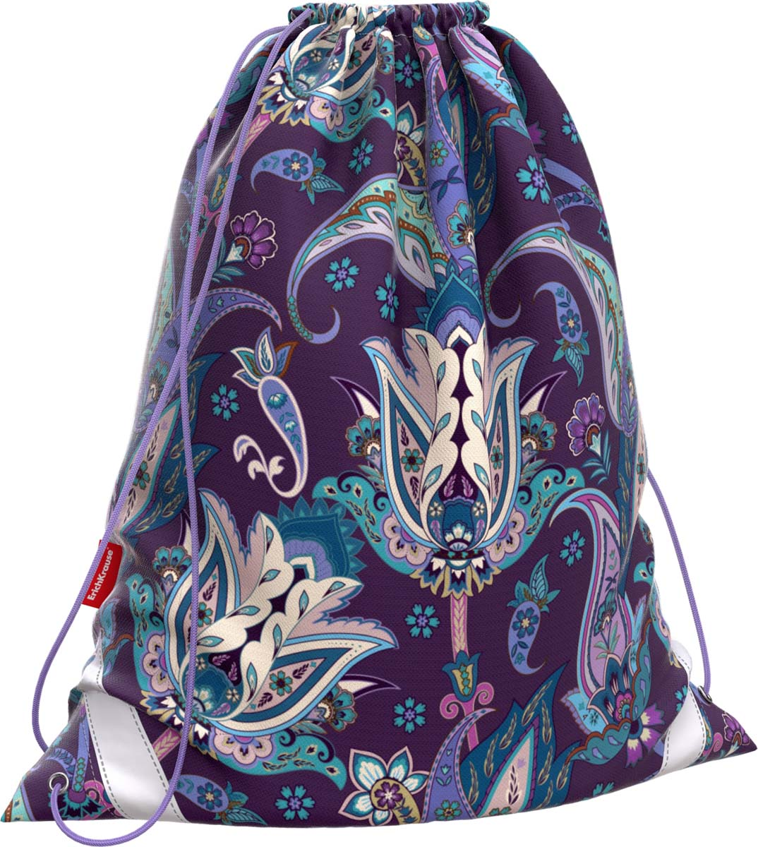 Мешок для обуви ErichKrause Oriental Ornament, 36,5 х 44 см