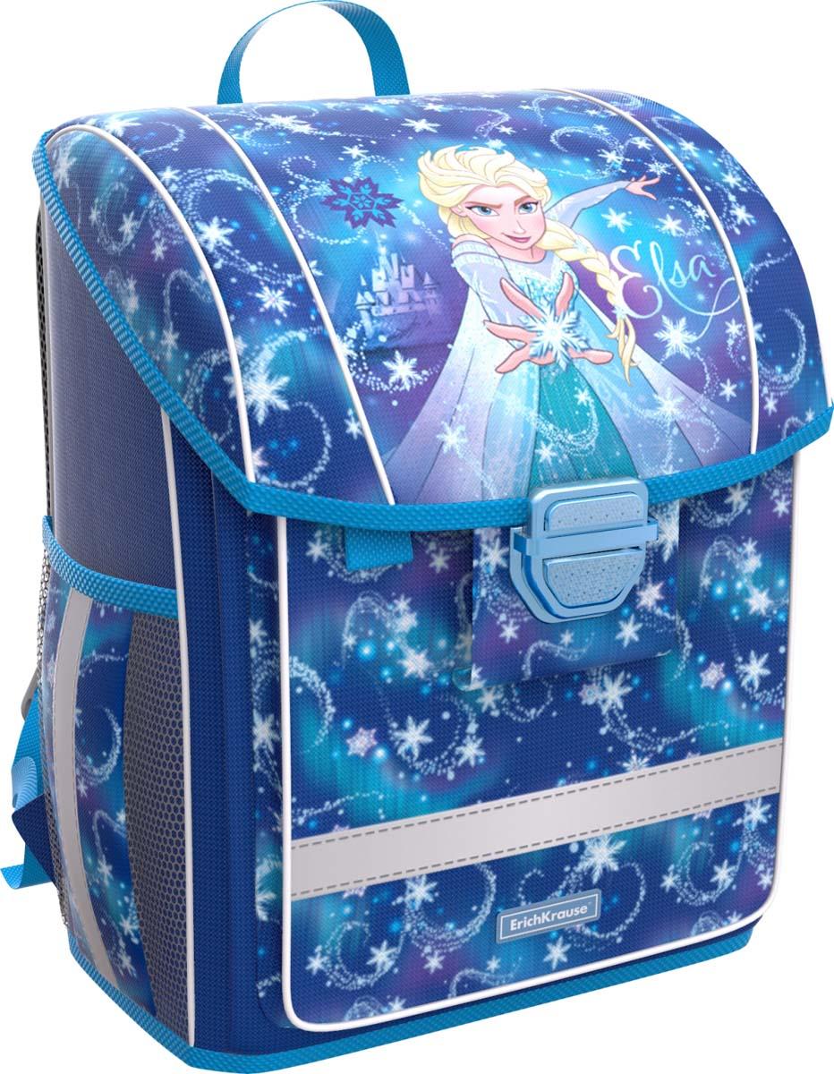 6b1d15875126 Ранец школьный Disney ErgoLine Холодное сердце Эльза и волшебство Северного  сияния — купить в интернет-магазине OZON.ru с быстрой доставкой
